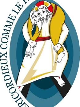 Logo jubilé miséricorde