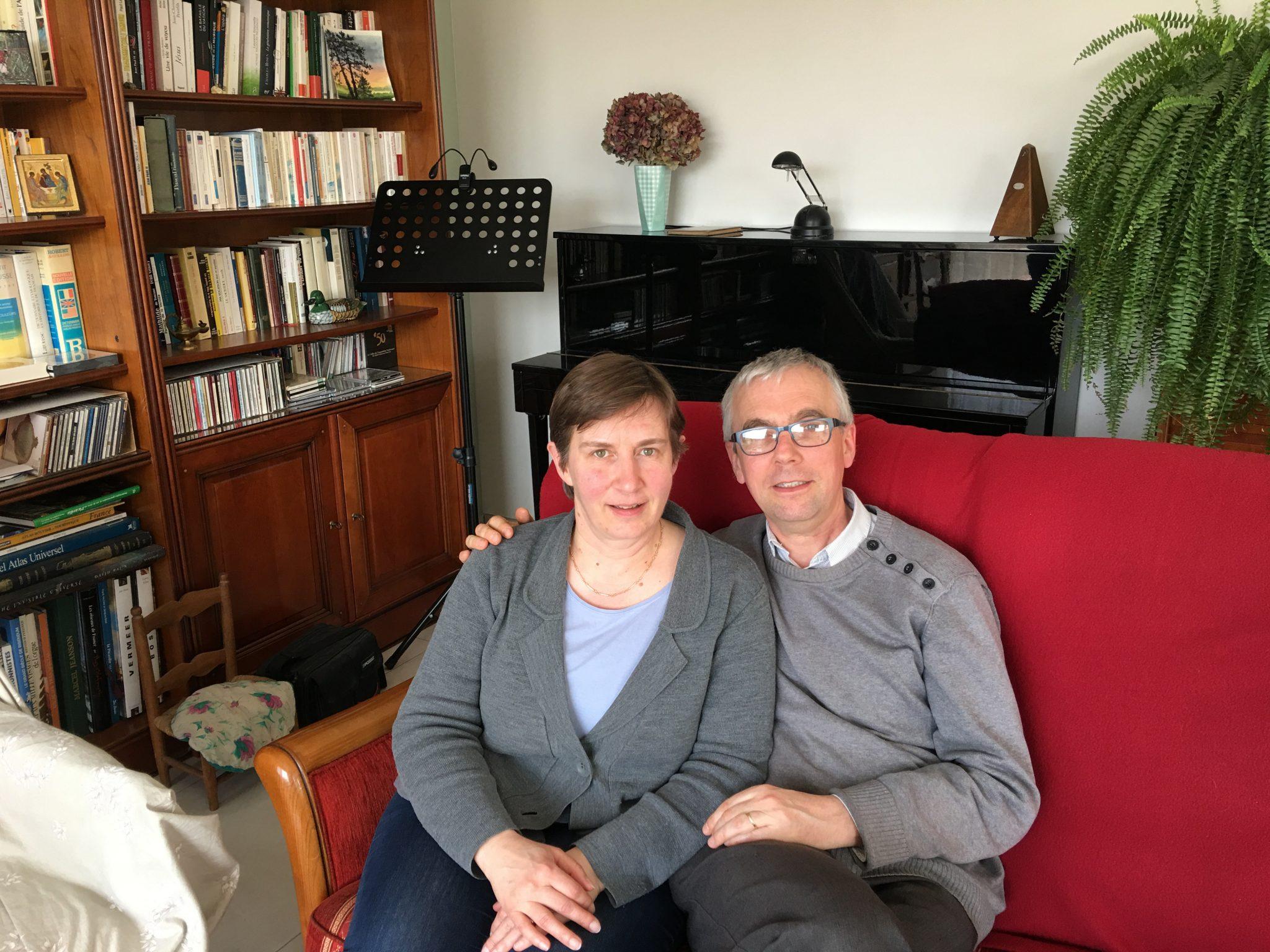 J.M et Brigitte