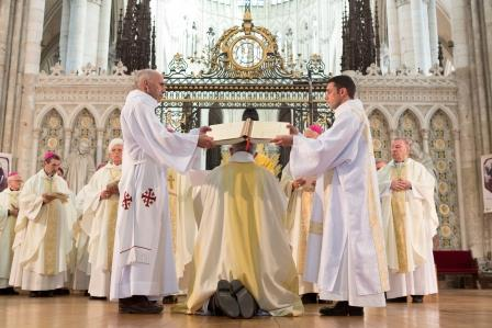 Ordination episcopale O Leborgne