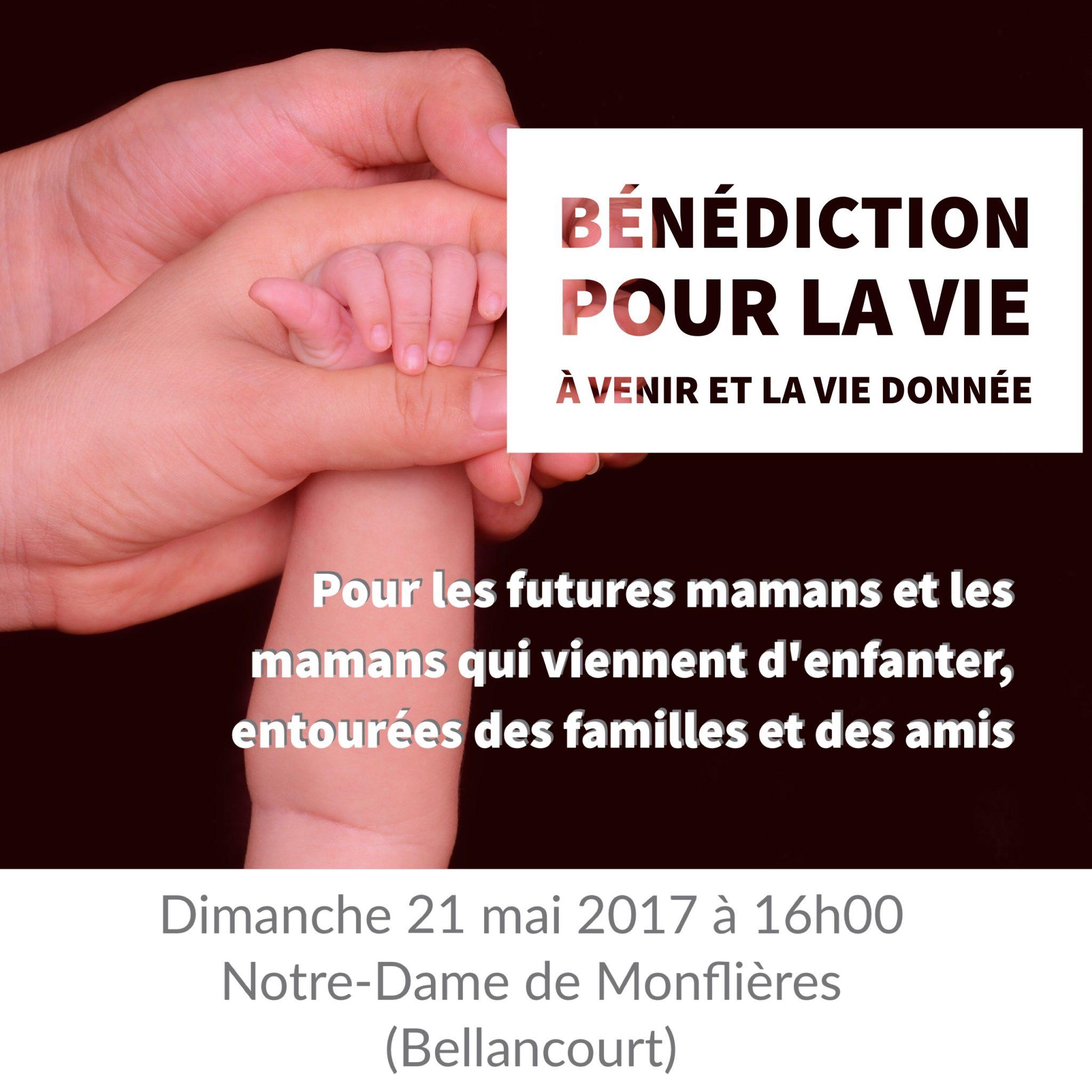 bénédiction futures mères