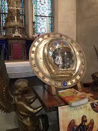 relique St jean baptiste