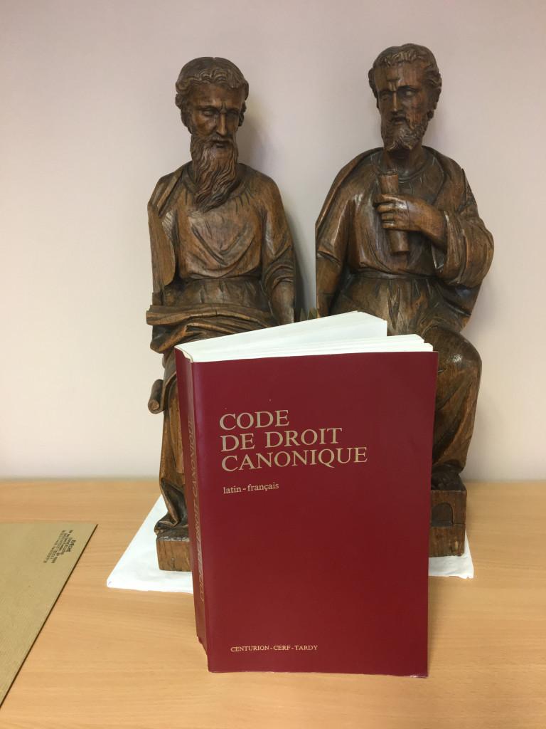 code droit canonique_2