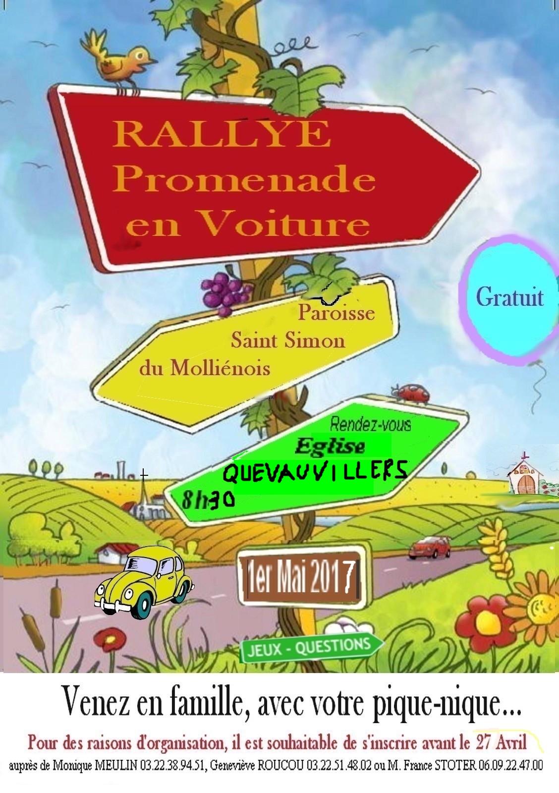 Rallye a pied