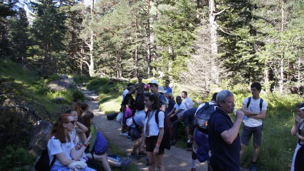 Rassemblement des jeunes à Lourdes 2017